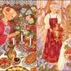 Рисунок Галины Мироновой, Пенза